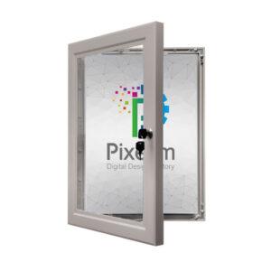 Locker frame A3 1