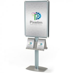PD-TTF poster stand