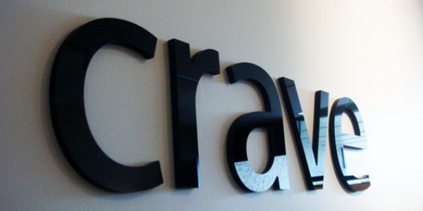 3D shape Indoor sign printing